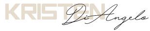 Kristen DiAngelo Logo
